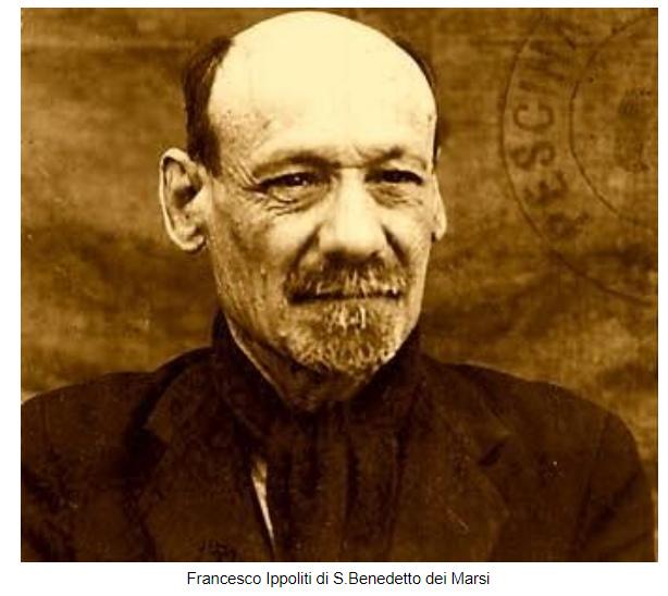 Francesco Ippoliti di S.Benedetto dei Marsi