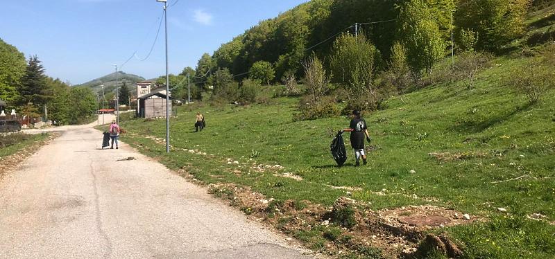 Giornata ecologica a Camporotondo domenica 27 giugno