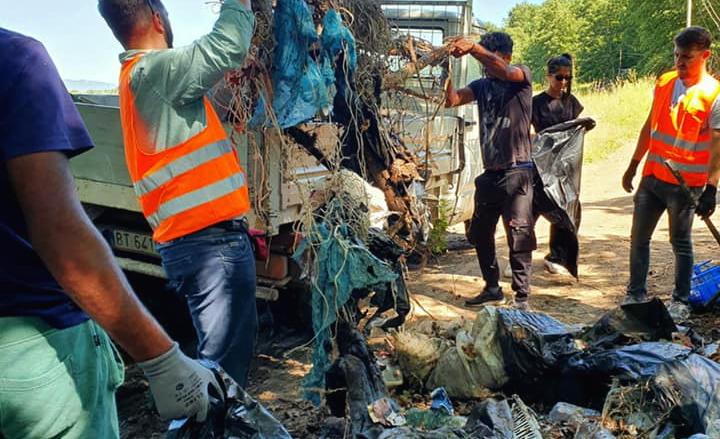 Bonificate discariche abusive durante la terza giornata ecologica nella Piana del Cavaliere