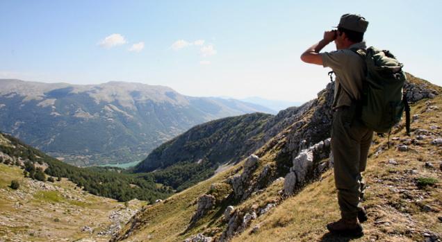 Il Parco Nazionale d'Abruzzo Lazio e Molise cerca dieci unità ausiliarie per il Servizio di Sorveglianza