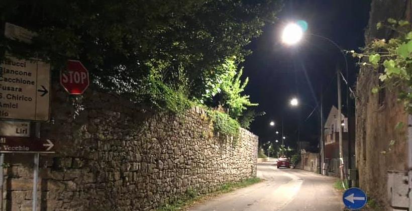 Si cambia luce: sulle strade di Morino arriva il Led