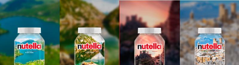 Scelte le due località d'Abruzzo che finiranno sui barattoli di Nutella