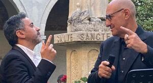 Il Dante di Masciarelli e Oddi conquista il pubblico celanese