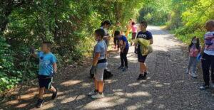Successo per la passeggiata ecologica di Trasacco: raccolti decine di sacchi di rifiuti