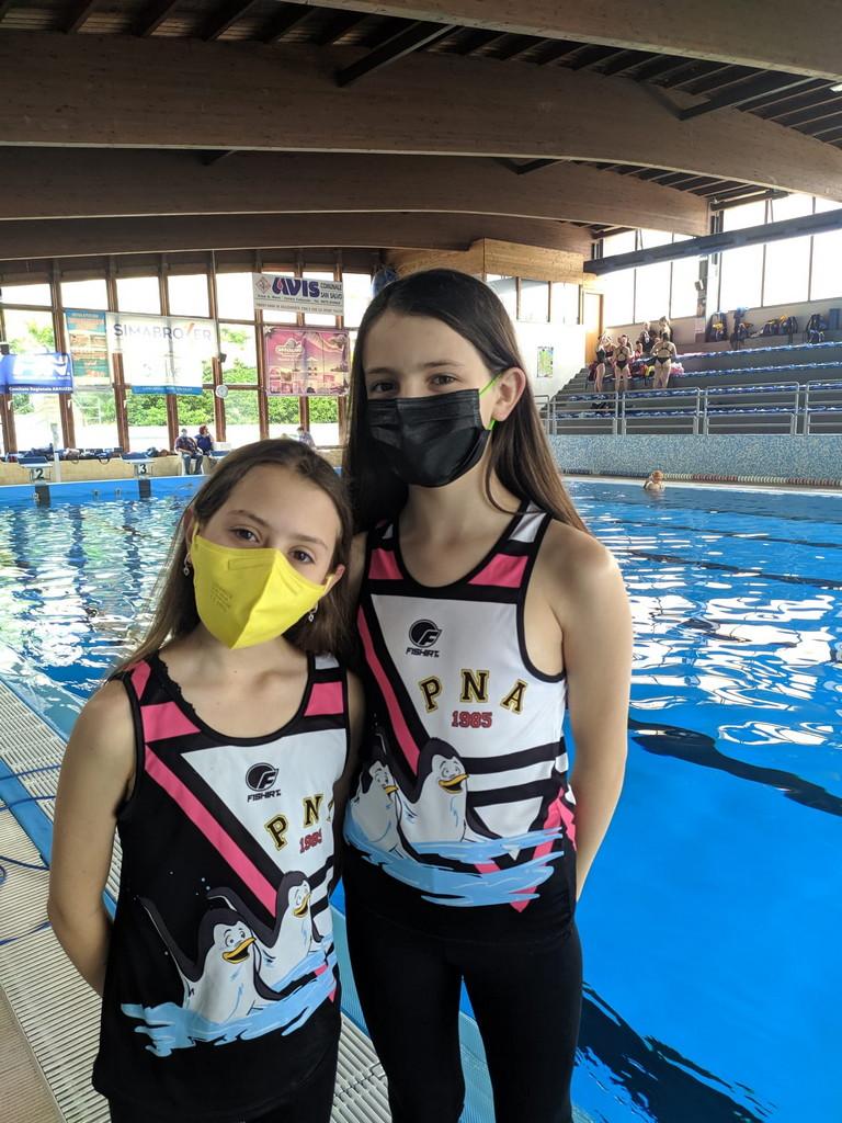 La Pinguino Nuoto conquista il podio del Campionato Estivo regionale