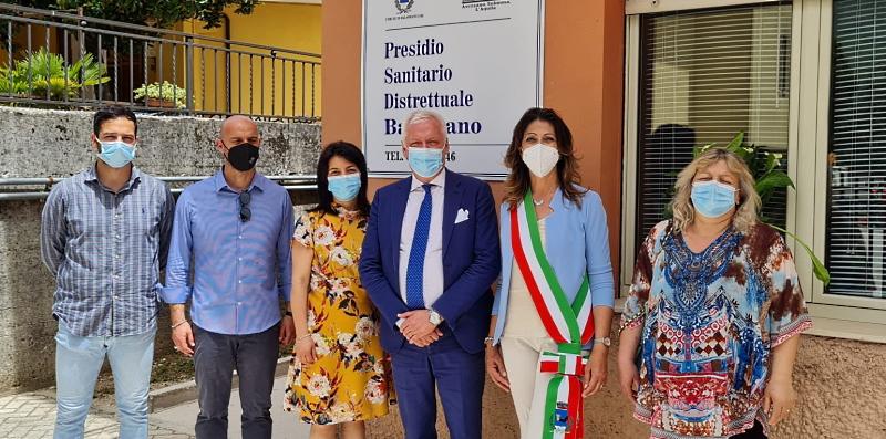Nuova sede per il Presidio Sanitario Distrettuale di Balsorano, firmata convenzione tra ASL e Comune