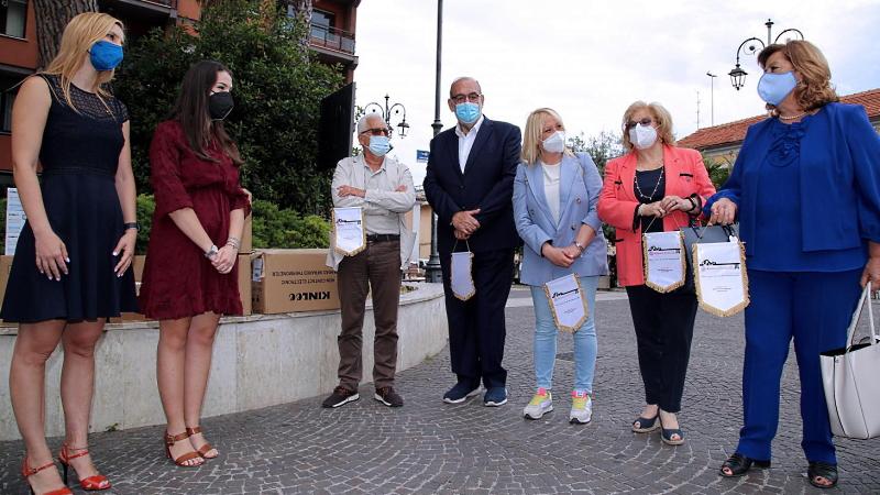 Distretto Rotaract 2090 dona strumenti sanitari per l'assistenza domiciliare alle Asl abruzzesi