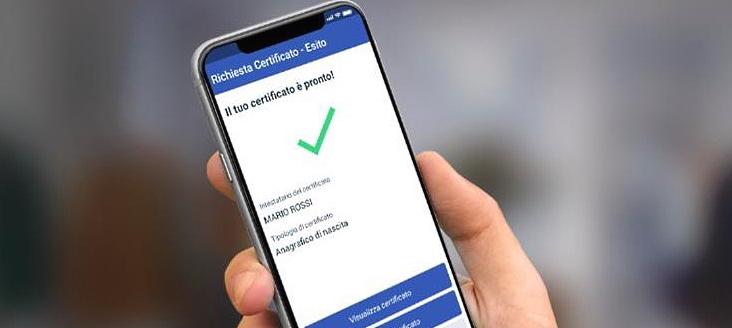 Il Comune di Civita D'Antino attiva servizio smart ANPR per certificati anagrafici online