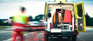 Carabiniere in servizio a Ortucchio soccorre una donna precipitata in un dirupo