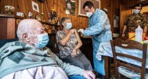 Campagna vaccinale: in azione i team mobili della Difesa