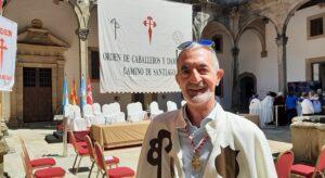 "Un marsicano di Collelongo come rappresentante dell'Italia nel XXV^ capitolo generale de la ""Orden del Camino de Santiago de Compostela"""