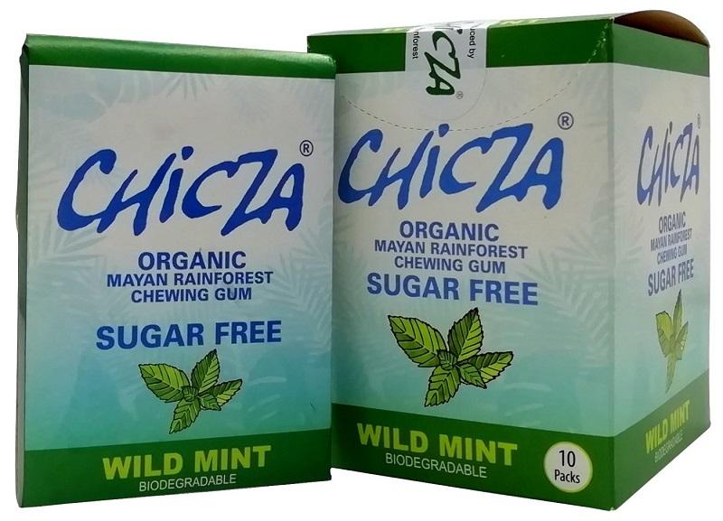 Sbarca in Italia il nuovo formato Chicza SugarFree