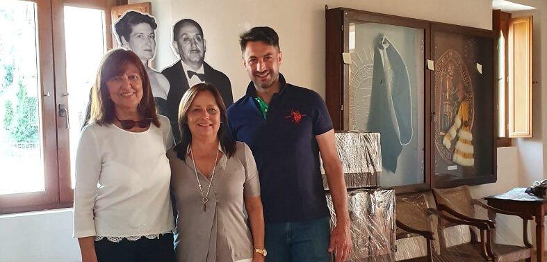 Sopralluogo della Soprintendenza d'Abruzzo per il nuovo percorso espositivo della Casa Natale di Ignazio Silone a Pescina