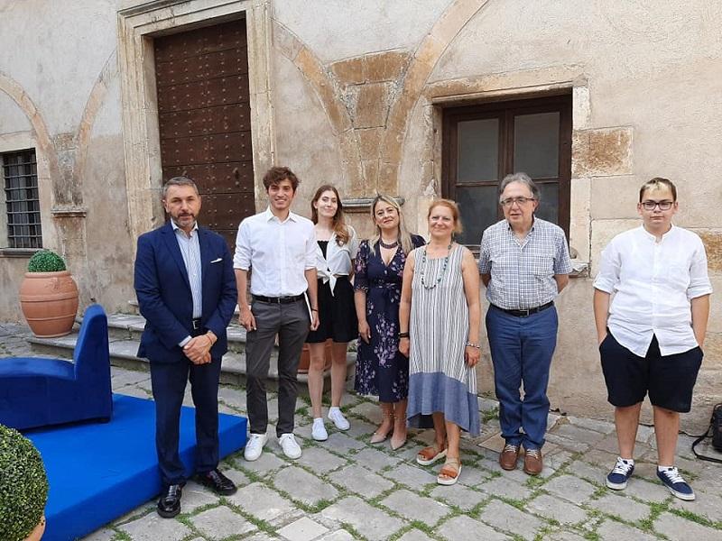Grande successo per la tappa tagliacozzana della prima edizione del Cammino Letterario Italiano