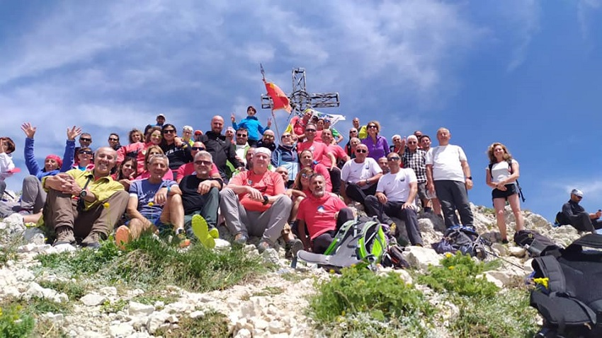 """""""Festa del Velino"""": i 40 anni del G.E.V. Gruppo Escursionisti del Velino e il ricordo di Valeria, Gianmarco, Gian Mauro e Tonino"""