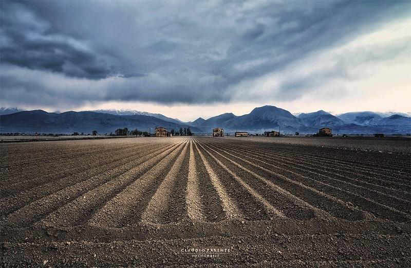 Fucino, Coldiretti L'Aquila chiede un supplemento di carburante agricolo per fronteggiare l'anomalo andamento climatico