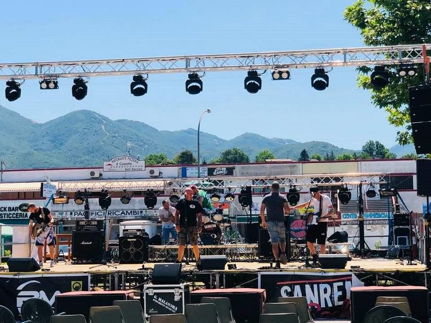 Il gruppo musicale marsicano CubicA ha superato la finale multiregionale di Sanremo Rock