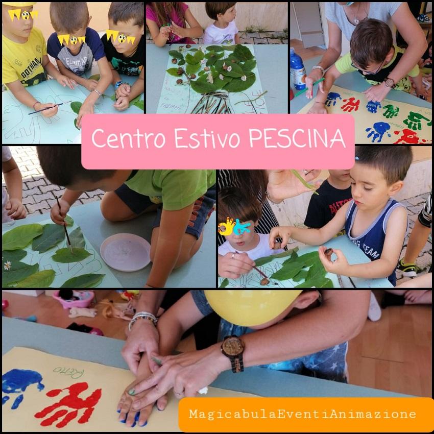 """""""Centri Educativi Estivi Magicabula"""" gratuiti nei comuni di Aielli, Cerchio, Ortucchio, Collarmele e Pescina"""