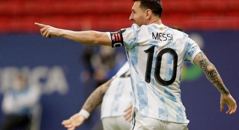 Coppa America: la finalissima sara' Brasile-argentina
