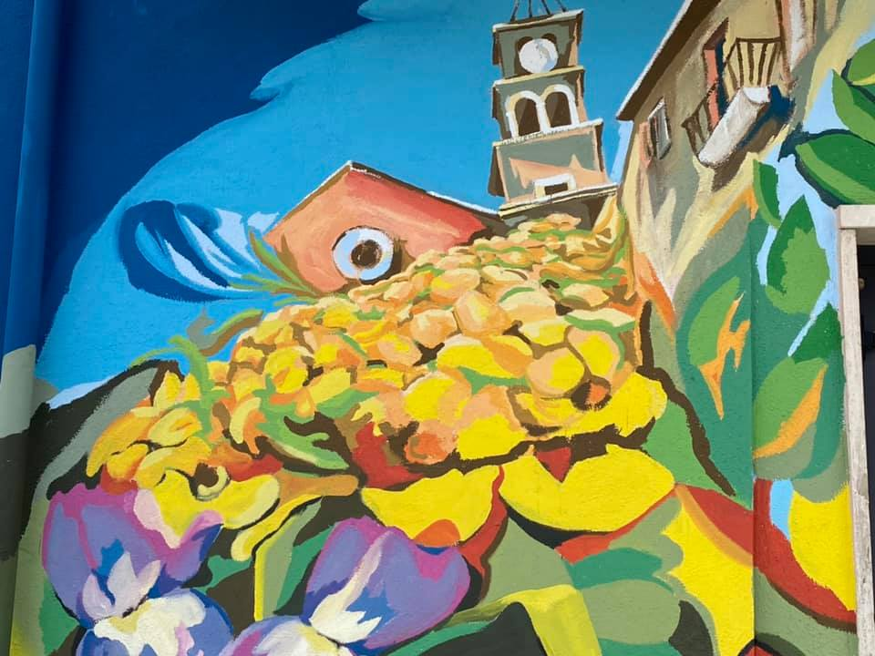 Bando per la realizzazione di nuovi murales a Sante Marie, il Comune proroga la presentazione dei bozzetti