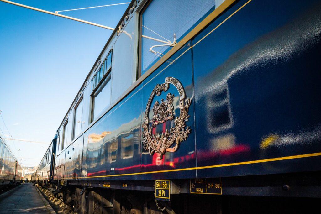 Le vetture dell'Orient Express arrivano a Roccaraso