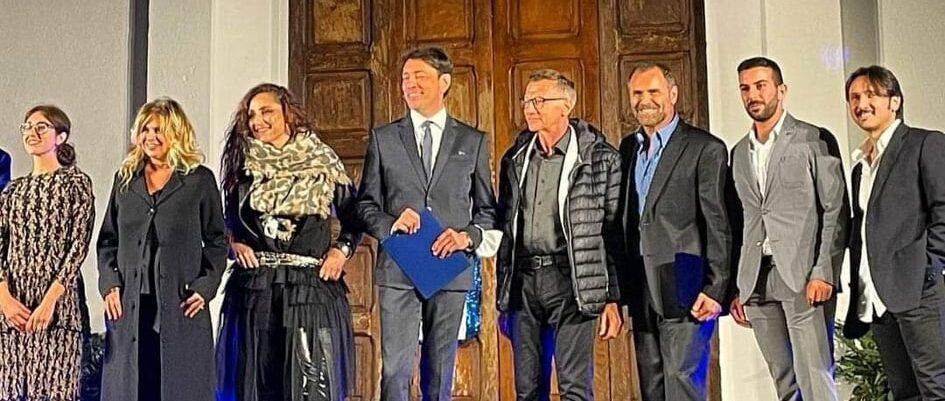 Grande successo per il Premio d'Arte Beatrice Cenci a Verrecchie di Cappadocia