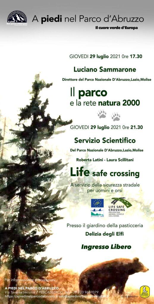 Il Parco Nazionale d'Abruzzo, Lazio e Molise va in pasticceria per parlare di conservazione