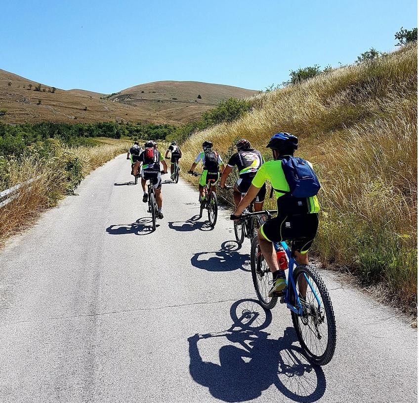 Parte oggi l'Edizione XVIII del Tour Bike della Transumanza 2021