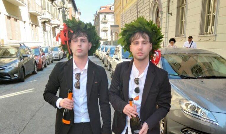 I fratelli Antonio e Vincenzo Giandomenico si sono brillantemente laureati in Trasportation Design