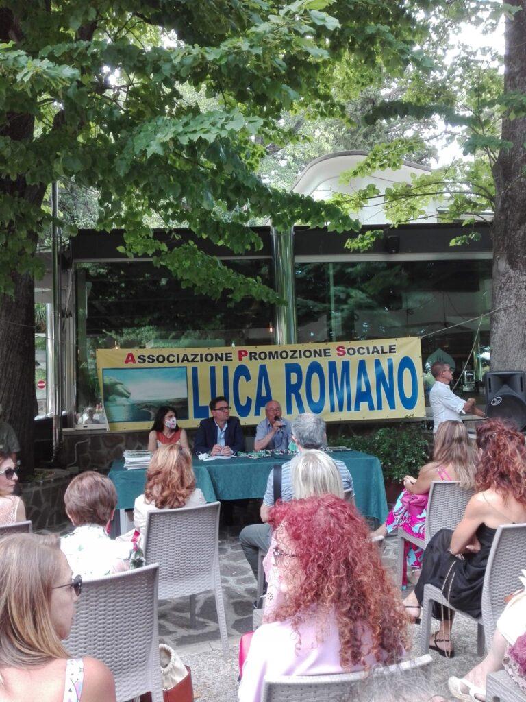 """A Chieti al Premio Internazionale """"Luca Romano"""" di Chieti è stata premiata la Marsica"""