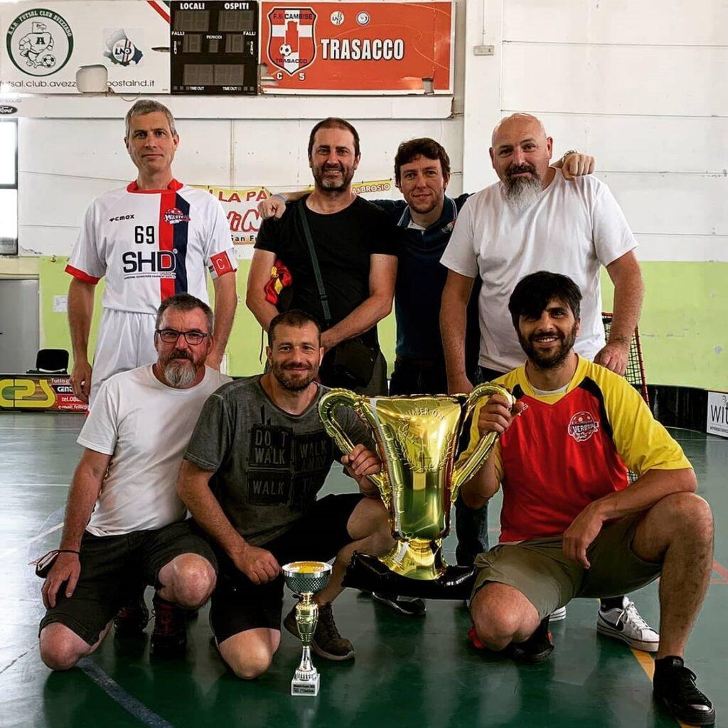 Grande successo del Torneo Masters Nazionale di Floorball ad Avezzano