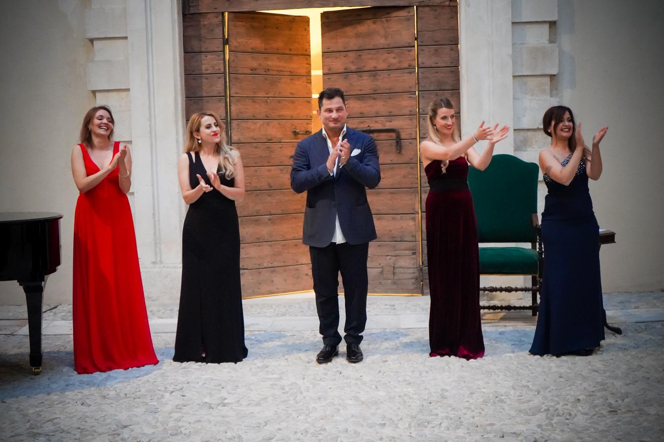 Tagliacozzo Festival inaugura a palazzo Pica Alfieri. Prima serata dedicata a Dante Alighieri