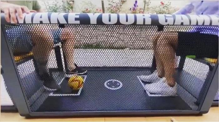 Ad Avezzano arriva il Kickoff il gioco innovativo portato per la prima volta in Italia da tre giovani marsicani