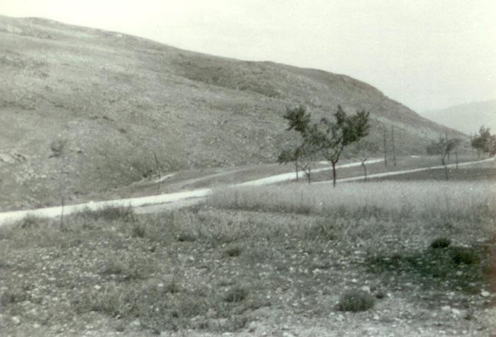Le immagini di Alba Fucens e della via Valeria negli scatti di Carel Claudius van Essen