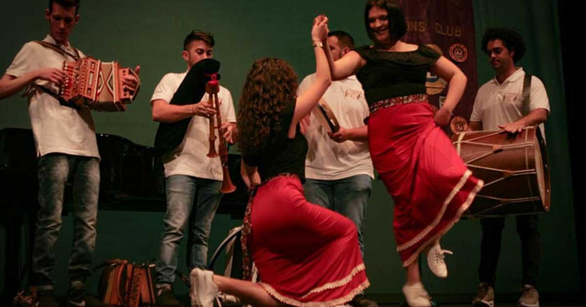 """Anche i Giovani del folk live al """"Festival dei giovani dell'Appennino"""""""