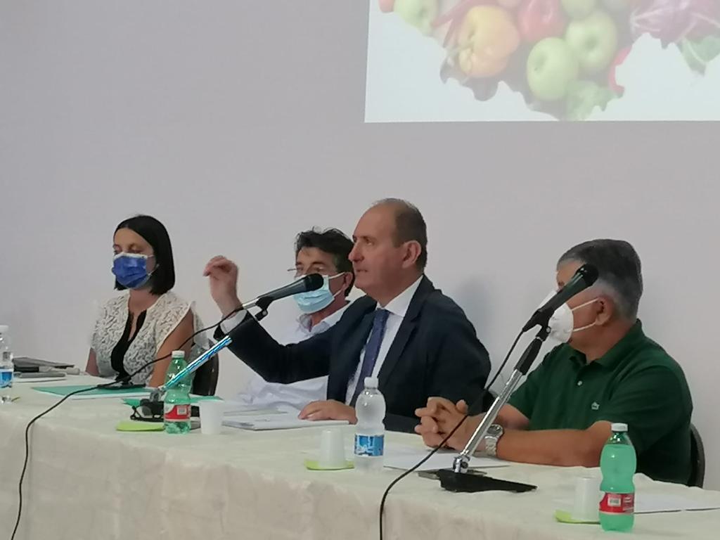 DAQ Distretto Agroalimentare di Qualità OrtoFrutta d'Abruzzo, rinnovati i vertici