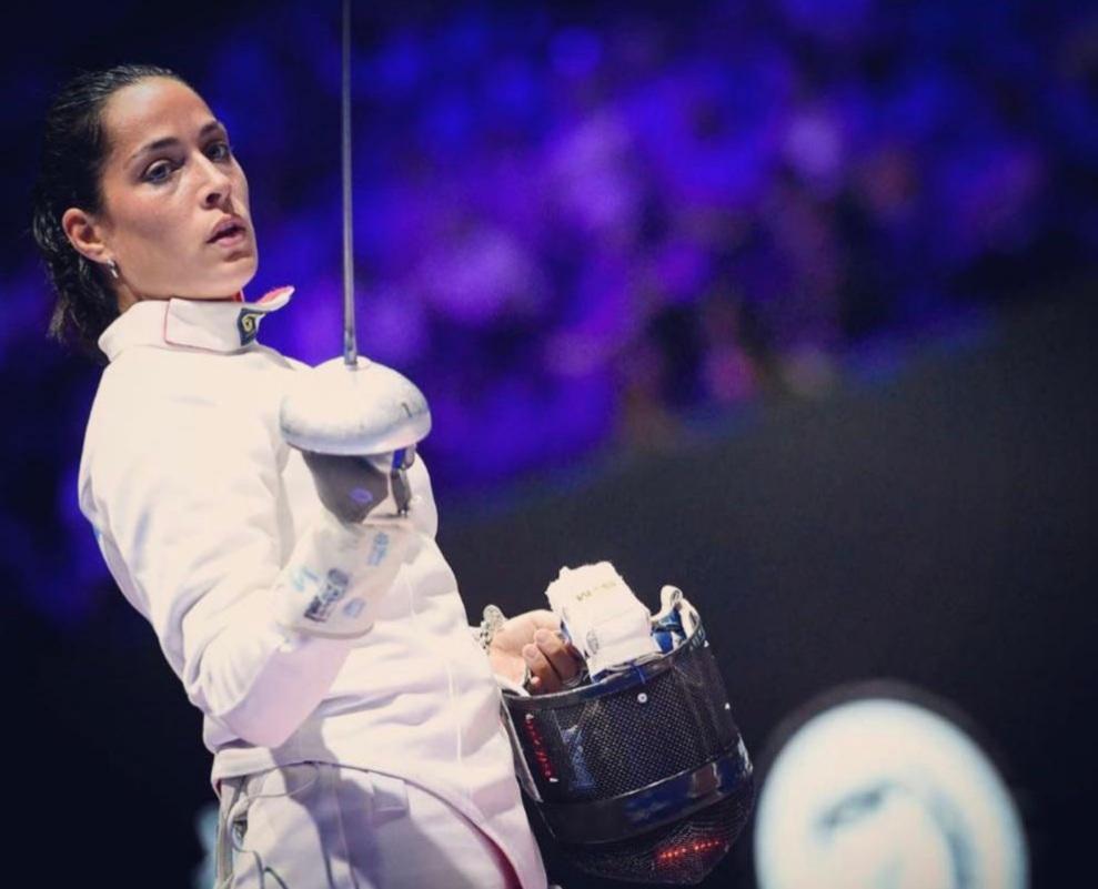Orgoglio marsicano il dott. Achille Mariani, nutrizionista di una campionessa italiana di scherma prossima alle Olimpiadi
