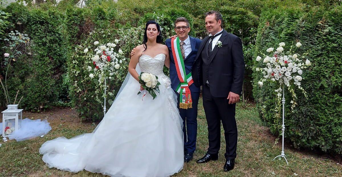 Il vice presidente dell'Avis San Pelino Vincenzo Panunzi ha pronunciato ieri il suo sì: ad officiare il rito il presidente Simone Di Cicco