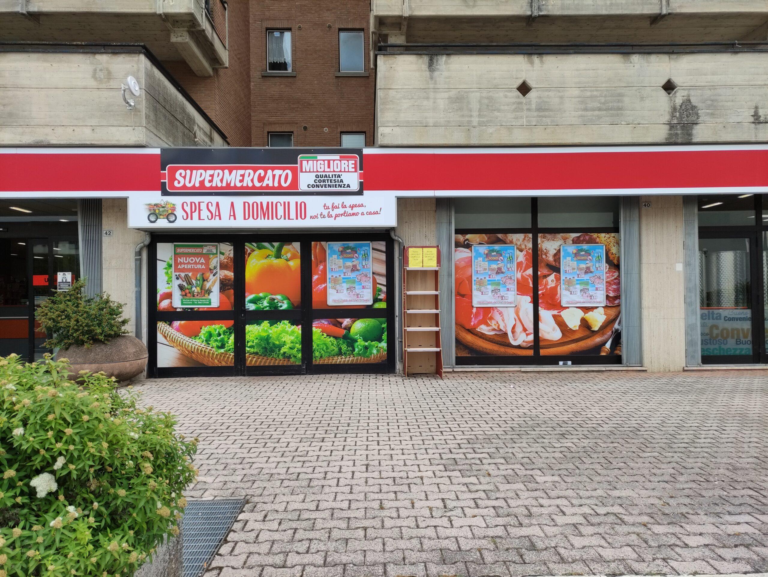 Pane gratis dopo le 20:00 per chi ne ha bisogno: l'iniziativa del supermercato Migliore