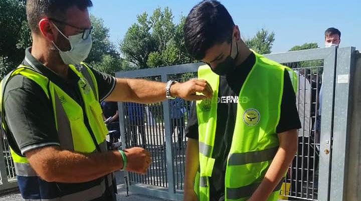 Arriva nella Protezione Civile Valle del Giovenco il volontario più giovane, il pescinese Antonio