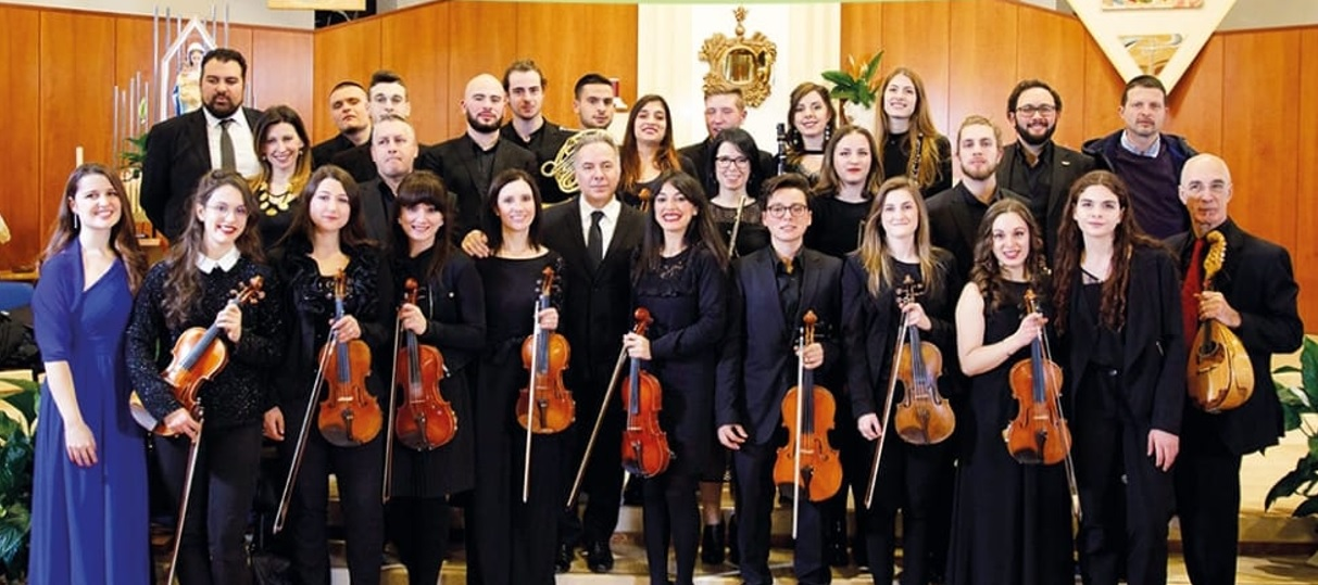 """""""Armonie musicali nella chiesa"""" concerto nella chiesa San Teodoro Martire di Forme"""