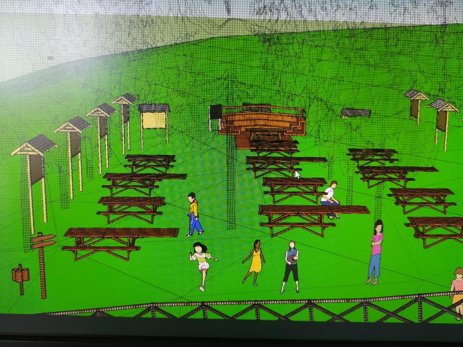 A scuola di ambiente nella riserva del monte Salviano. Il Comune di Avezzano realizza un'aula verde al valico: sarà intitolata a Frà Domenico