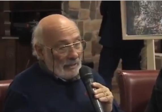 Muore il professor Ezio Burri, uno dei massimi studiosi del prosciugamento del Lago del Fucino