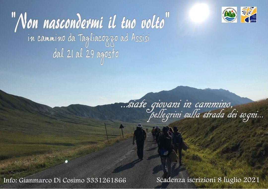 In cammino da Tagliacozzo ad Assisi, l'iniziativa dei Giovani di Azione Cattolica