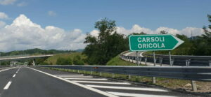 Chiusura al traffico tratta autostradale dell'A24 tra Carsoli/Oricola e Vicovaro/Mandela per urgenti verifiche tecniche