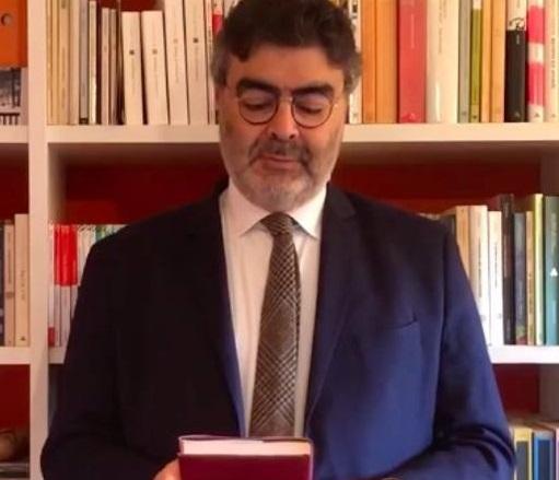"""""""Il Profumo di mio padre"""", Fiano presenta il suo libro, appuntamento nei giardini del Comune di Avezzano"""