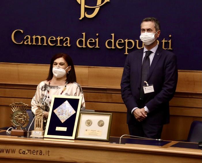 """Premio Internazionale D'Angiò, Pezzopane (PD): """"Ad Avezzano torna protagonista la piazza e lo spirito di ripresa"""""""