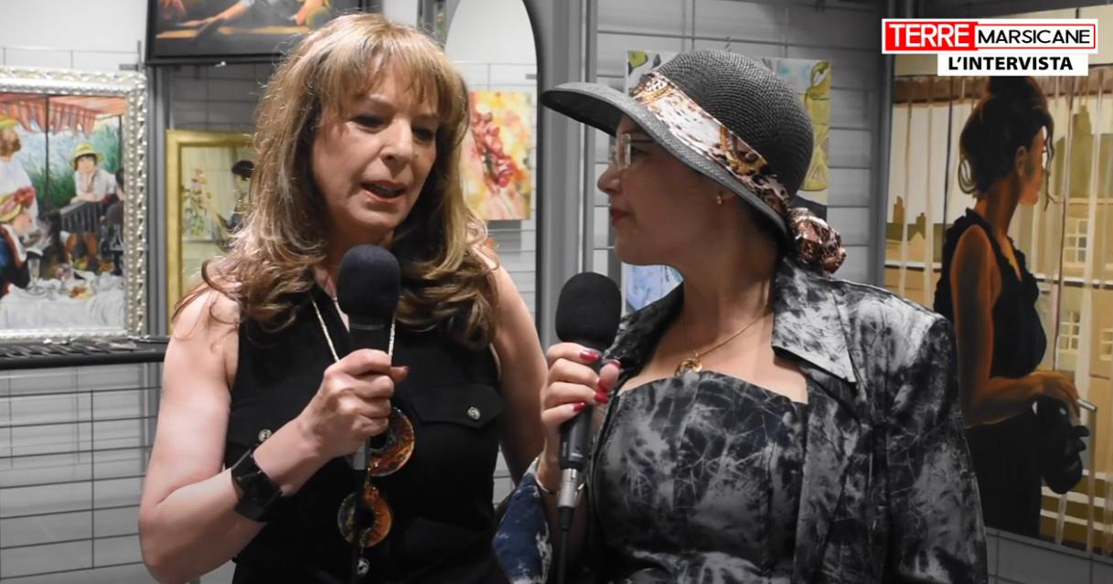 """Rita Monaco e la bottega d'arte Archè: mostra """"Inter Sidera Versor"""""""