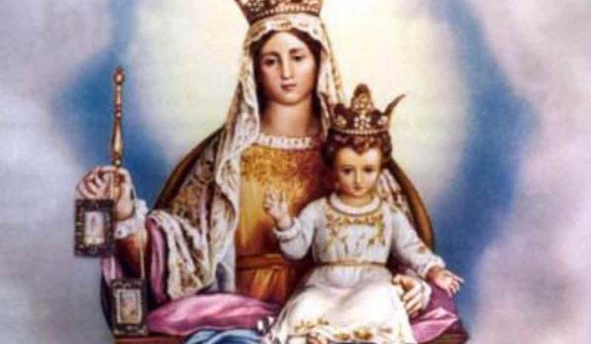 Una poesia per la festa dedicata alla Madonna del Carmine della scrittrice Maria Assunta Oddi