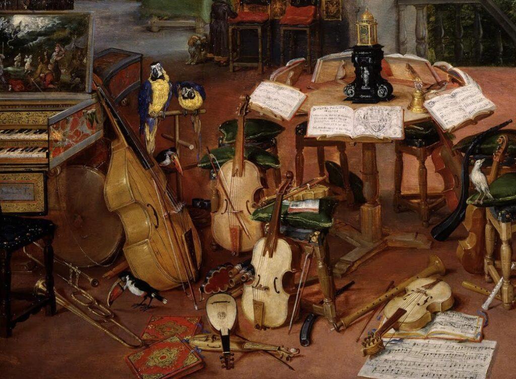 Musica antica nella chiesa di Santa Maria in valle Porclaneta di Rosciolo